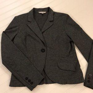 Cabi stretchy gray blazer - sz 6